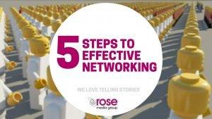 networking blog PR