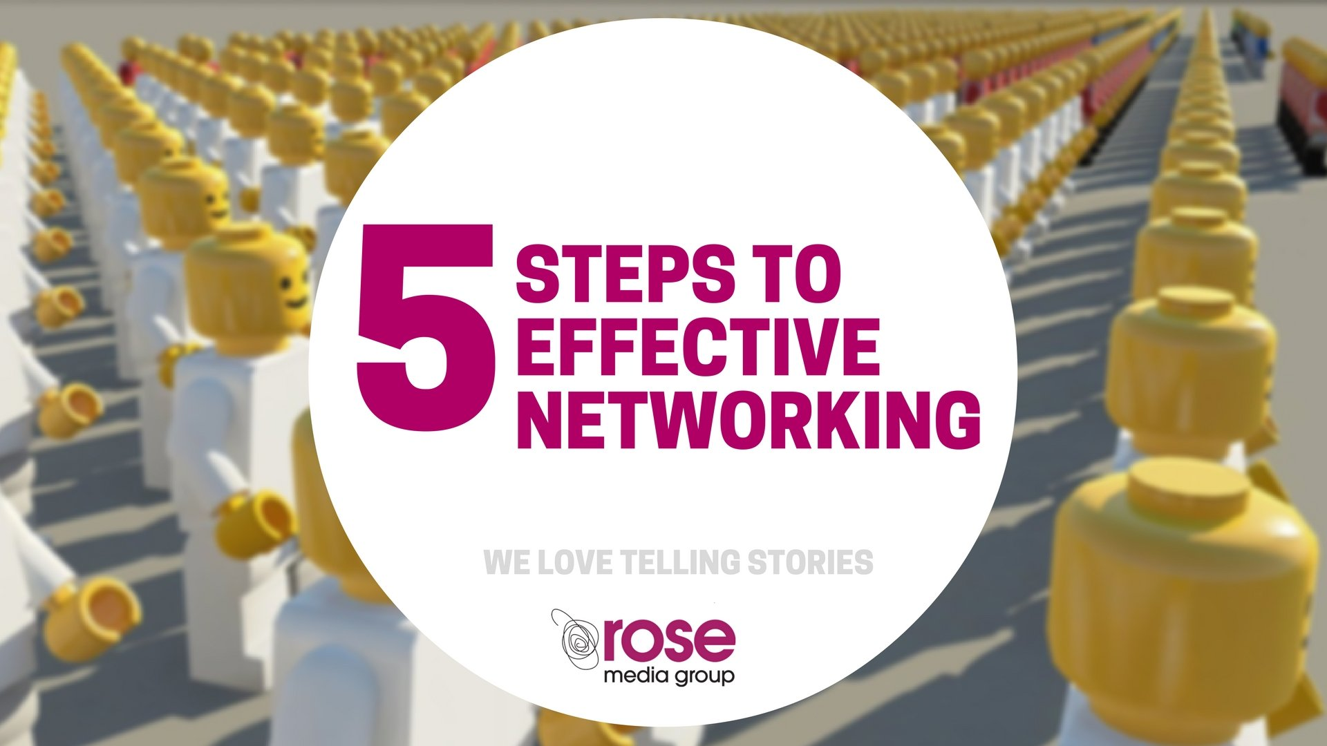 networking blog PR