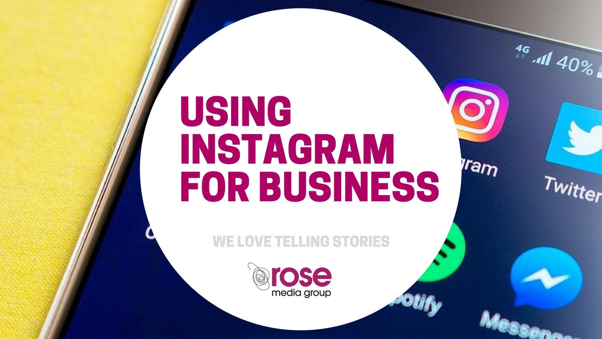 instagram | Rose Media Group