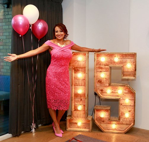 Aneela-Rose-Rose-Media-Group-15th-Birthday-Malmaison